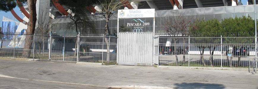 Piazzale Stadio Adriatico